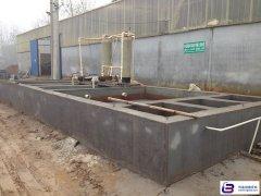 洛阳养殖场污水处理项目